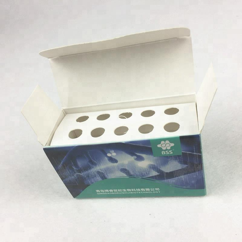 latest pharmaceutical packaging companies cartons for blood glucose test strips-2