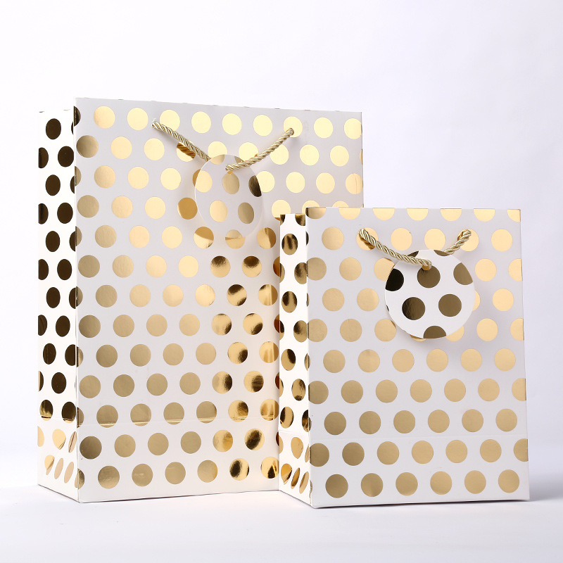 craft checkered paper bags ziplock factory for shopping-8