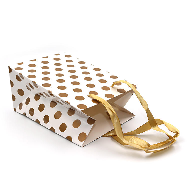 craft checkered paper bags ziplock factory for shopping