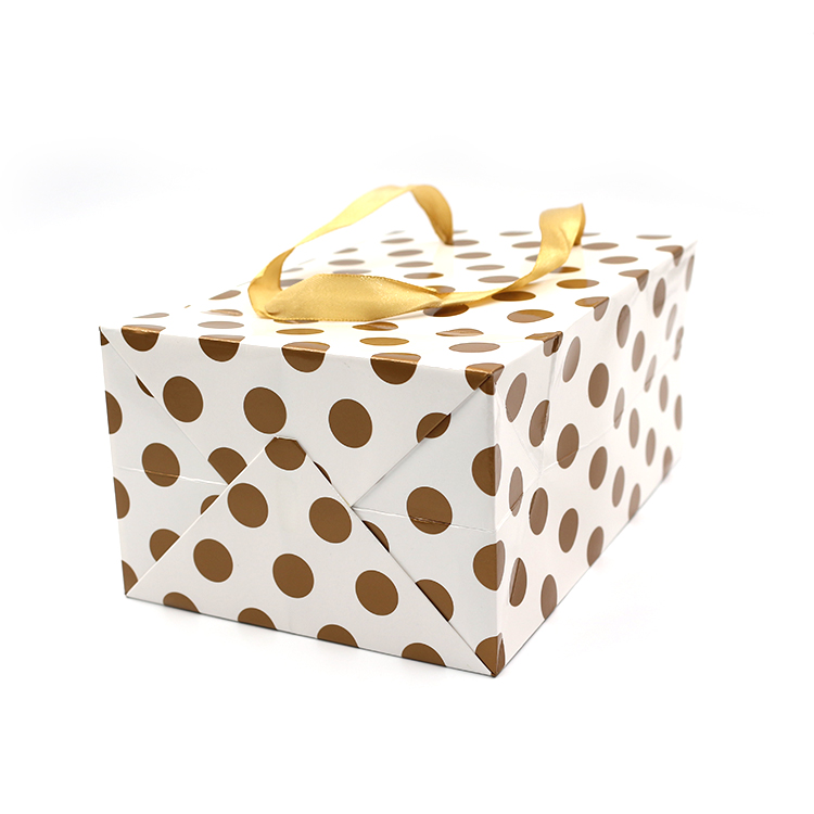 craft checkered paper bags ziplock factory for shopping-5