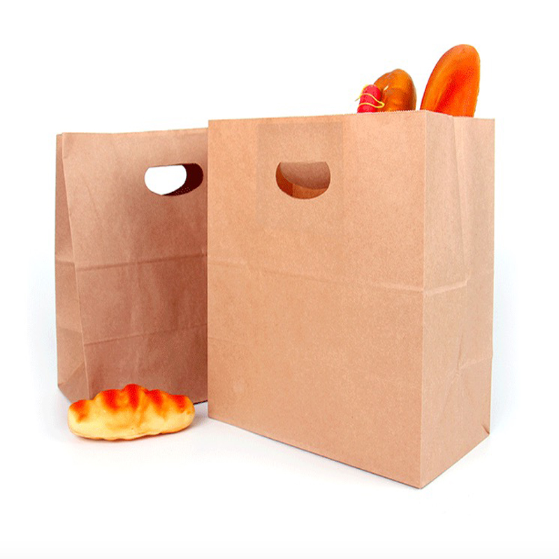 woven the paper bag store waterproof manufacturers for gift shopping-2