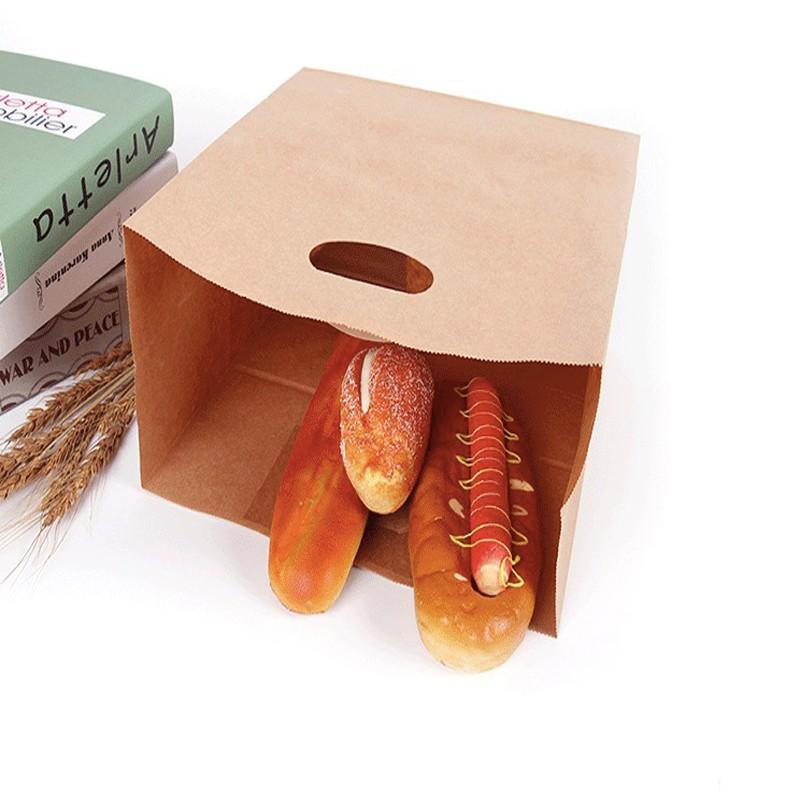 ziplock brown paper snack bags ziplock manufacturers for sale-3