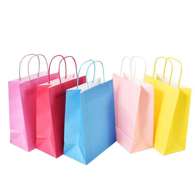 popcorn big brown paper bags food suppliers for gift shopping