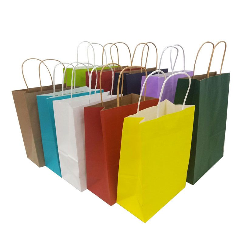 popcorn big brown paper bags food suppliers for gift shopping-6