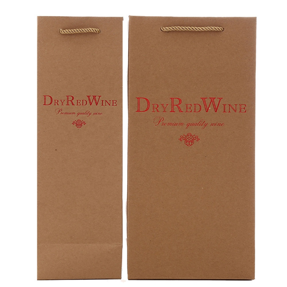 Welm handle tiny brown paper bags factory for shopping-2