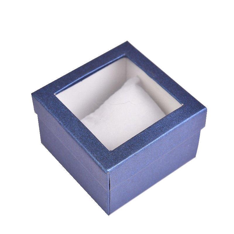 Custom Watch Display Gift Box With Clear Window