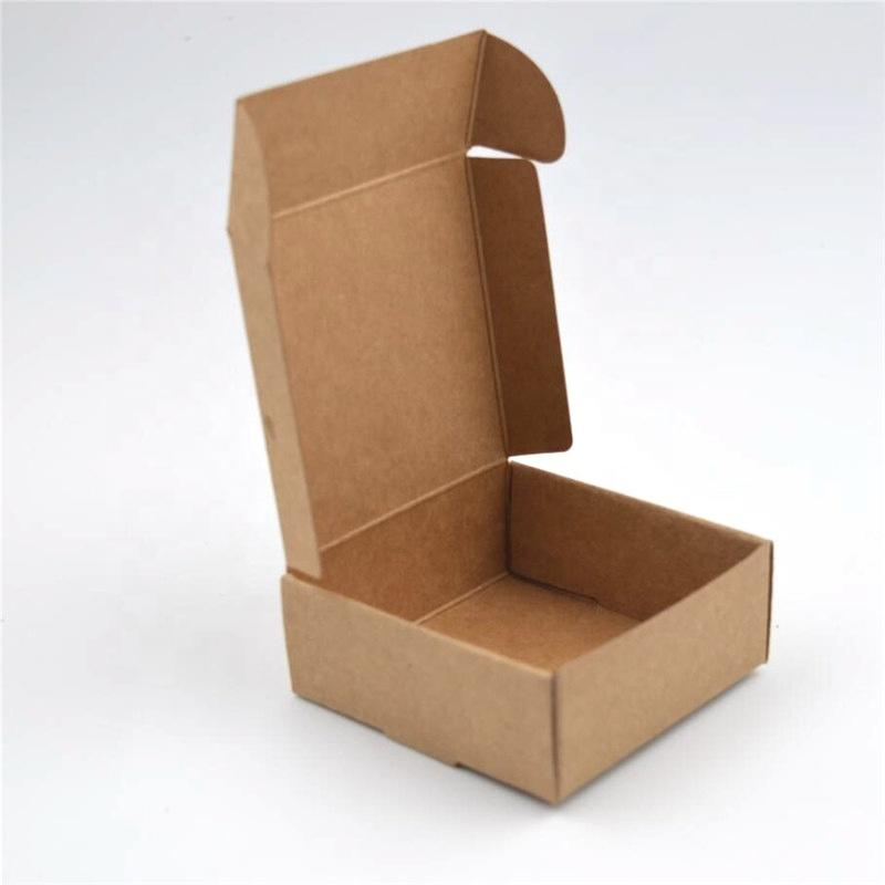 Customized various kraft paper packaging and printing