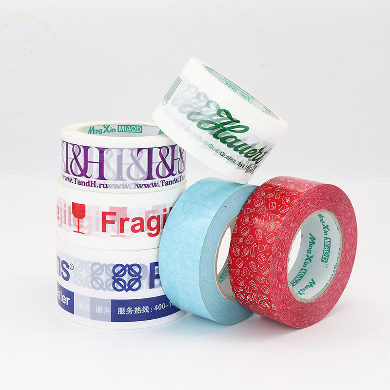 Custom Logo Printed Packaging Adhesive Branded Packing Tape