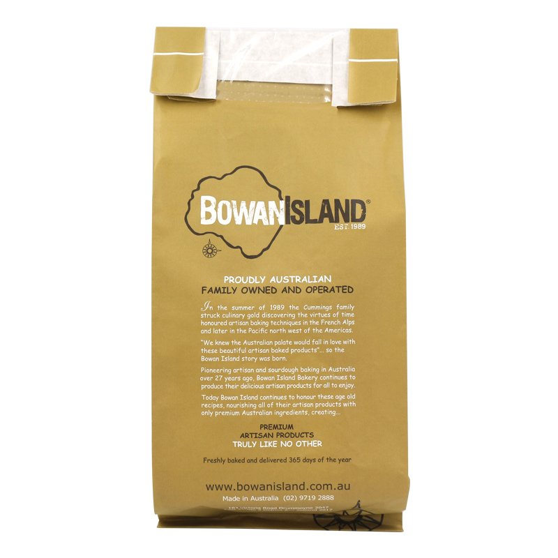 Welm premium strong brown paper bags for business for sale-6