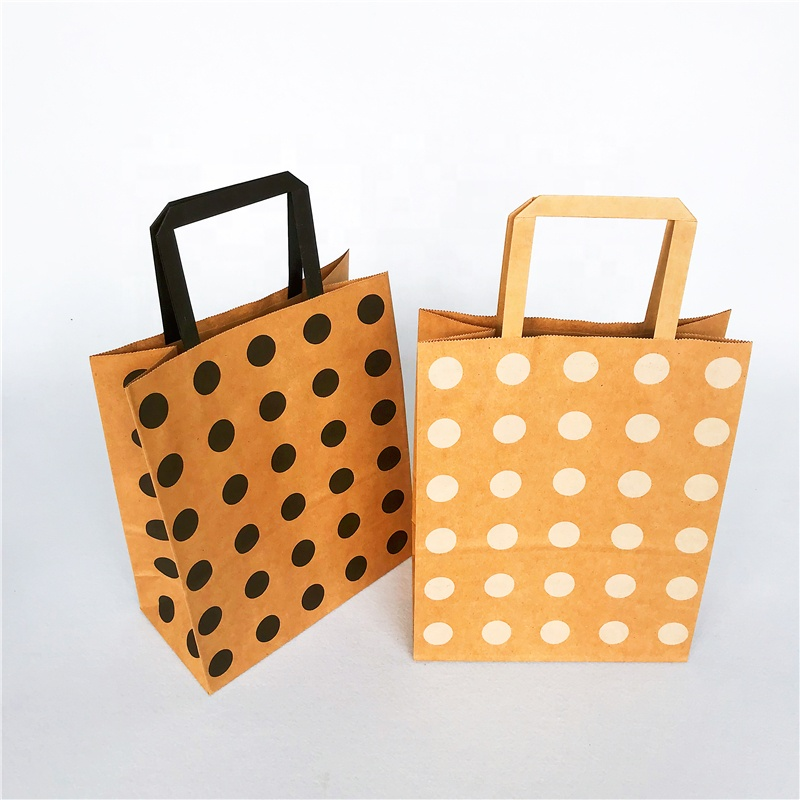 Welm dried plastic and paper bags supply for shopping-4
