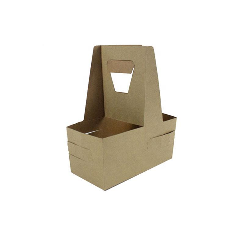 Drink Take Out Food Packaging Coffee Takeaway Paper Box