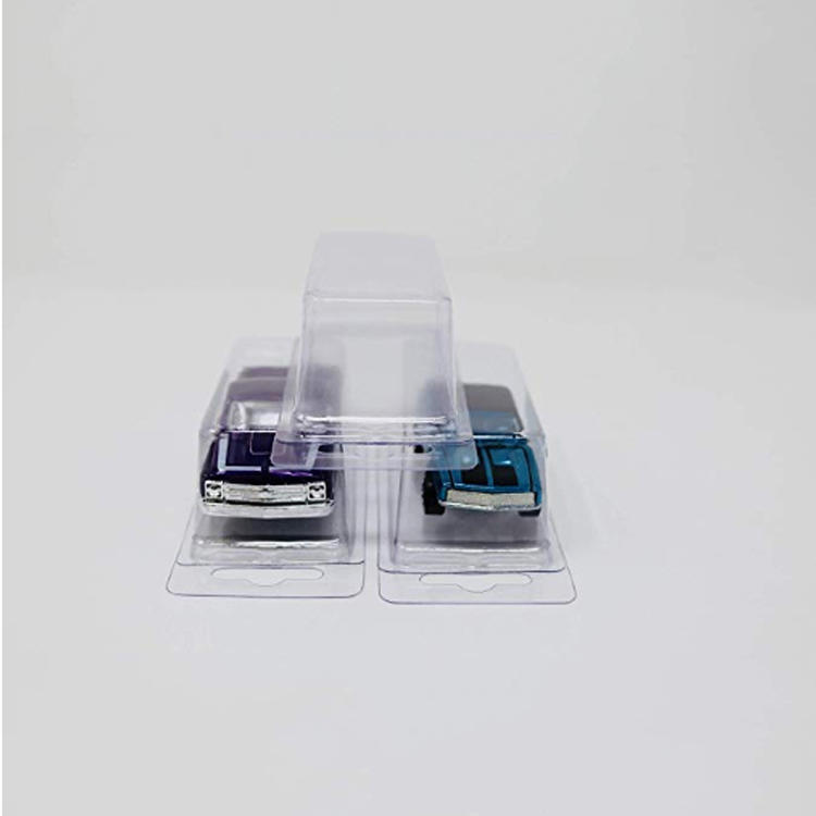 Kids Toys Cars Clear Clamshell Blister Packaging Container Plastic Trays Hot Wheels Protectors