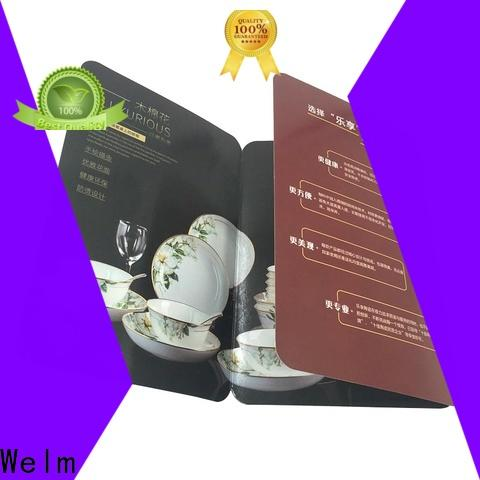 wholesale double fold brochure watches supplier for business