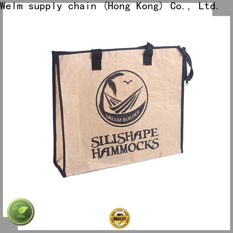 Welm pink cheap gift paper bags for gift shopping