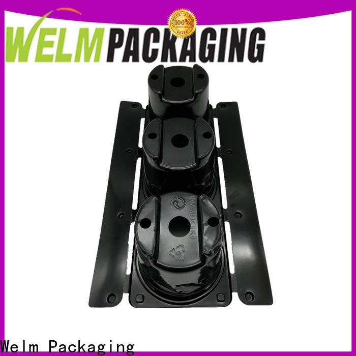 Welm packagingcake foil blister packaging tray liner for cosmetics and toy
