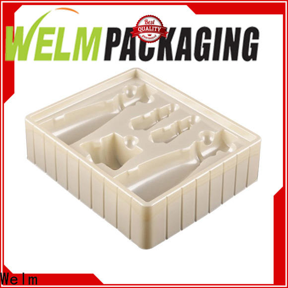 Welm esd usb blister packaging candle mold for hardware tool