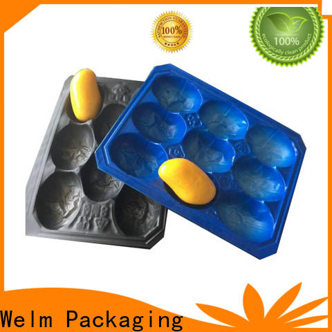 Welm candle bulk plastic packaging tray for hardware tool