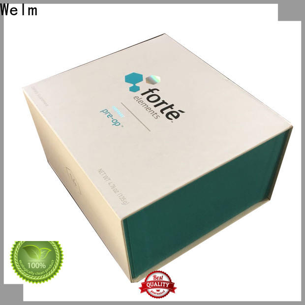 Welm bag custom packaging for electric toothbrush for toy