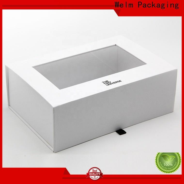 recycle gift boxes wholesale logo custom made for sale