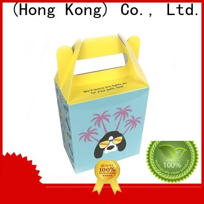 logo packaging solutions paper cartoon for food