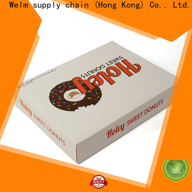 Welm pastry packaging manufacturers for food
