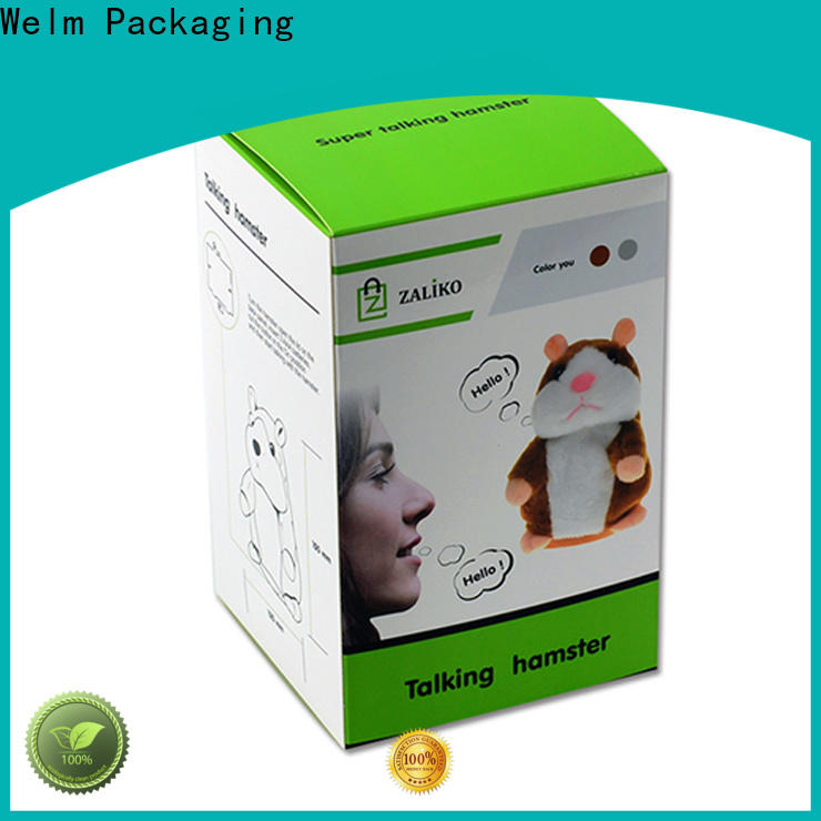 Welm top action figure packaging supplier for ear ring
