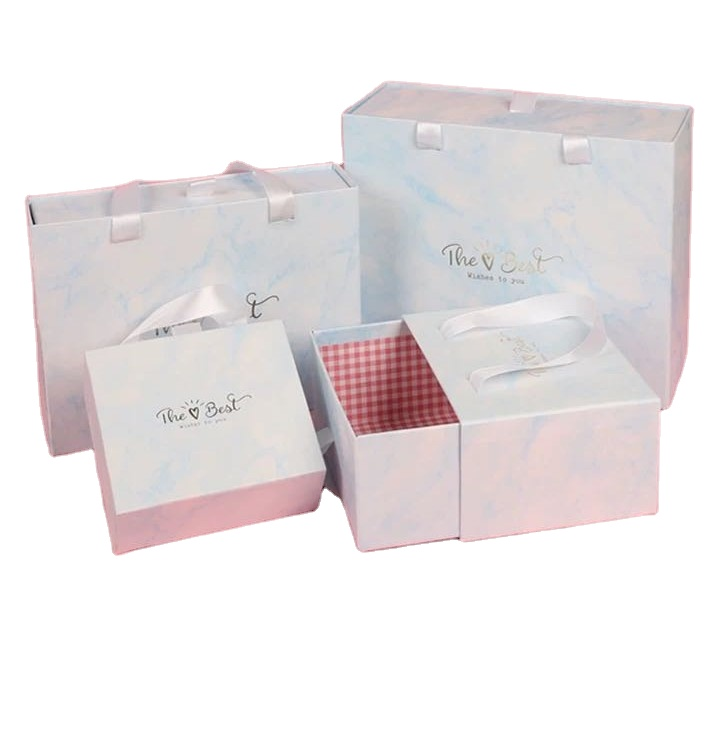 luxury gift boxes wholesale quality with ribbon for sale-4