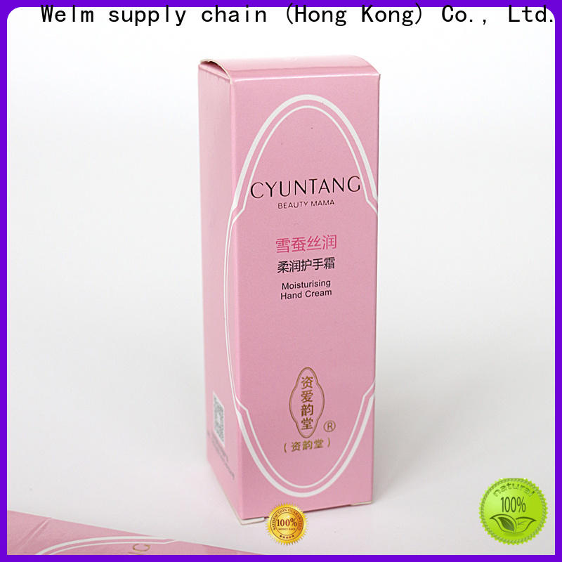 high-quality paper box manufacturer sport online for facial cosmetic