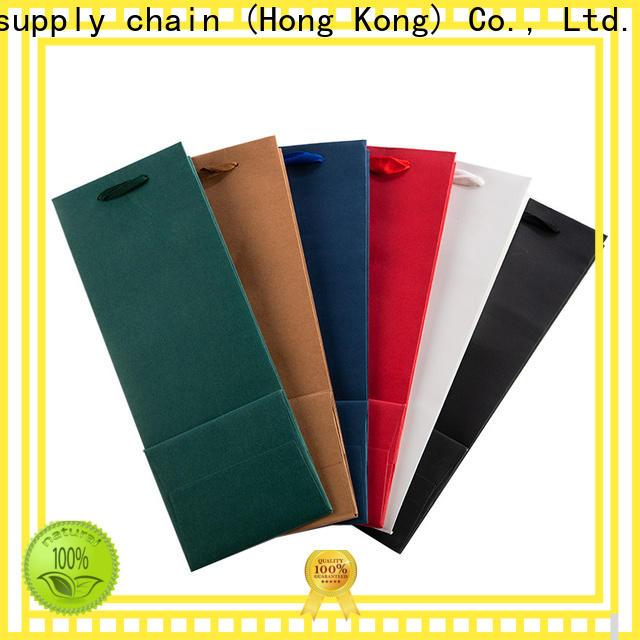 Welm handle tiny brown paper bags factory for shopping
