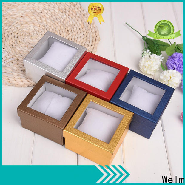 Welm box bracelet boxes wholesale popcorn for children toys