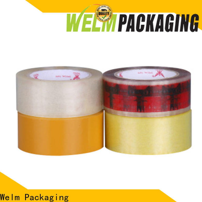 Welm thermal personalised business stickers private label for sale
