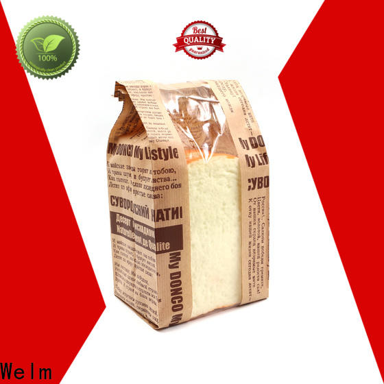 Welm packaging paper lunch bags with designs suppliers for gift shopping