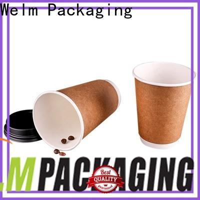 Welm pet cake packaging with color printed food grade material for gift