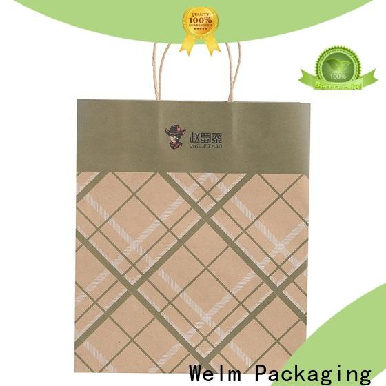 brown paper bag shop pink for business for sale