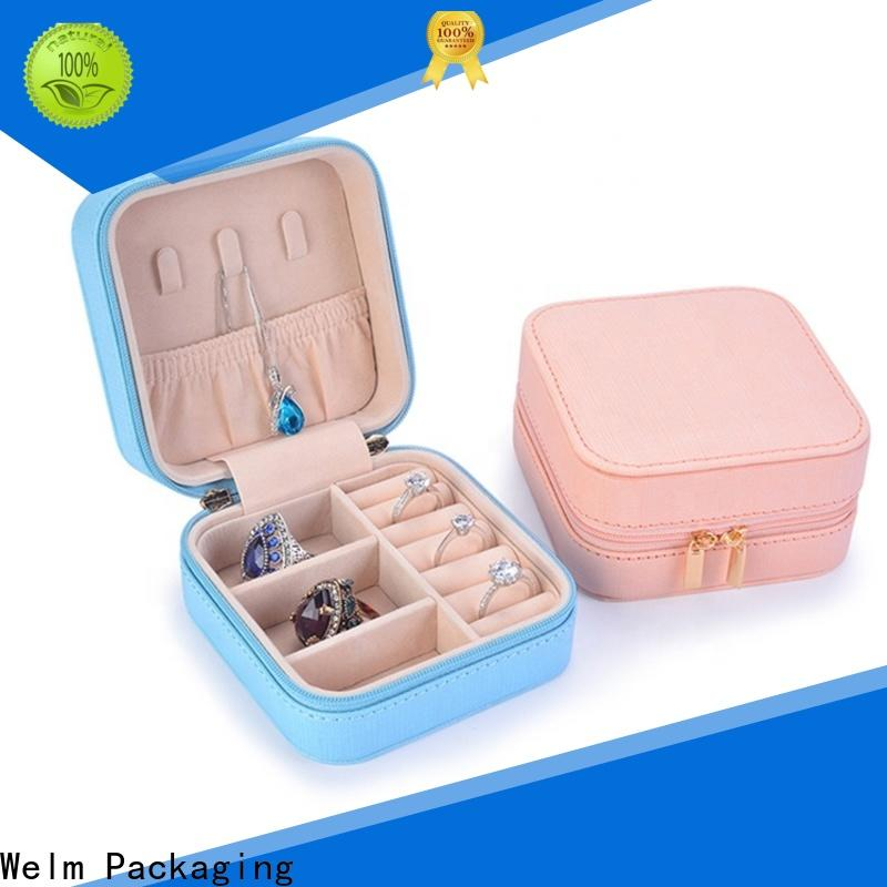 Welm product gift boxes wholesale closure for necklace