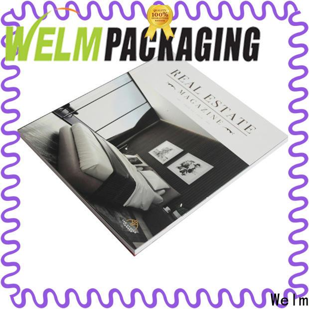 Welm pamphlet 6 fold brochure manufacturers online