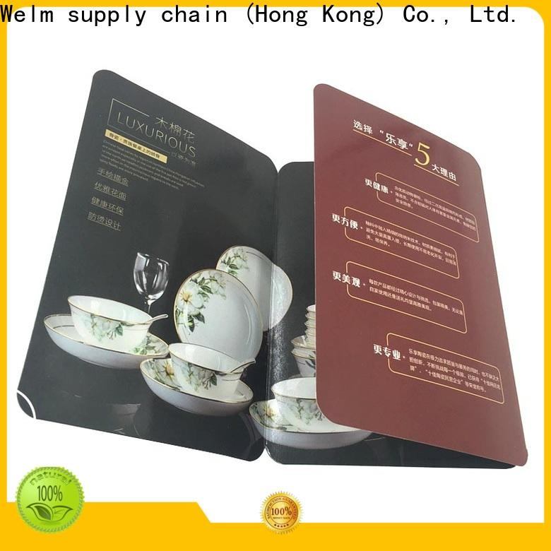 Welm business trifold paper template manufacturers online