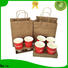 Welm pp greaseproof paper bags for gift shopping