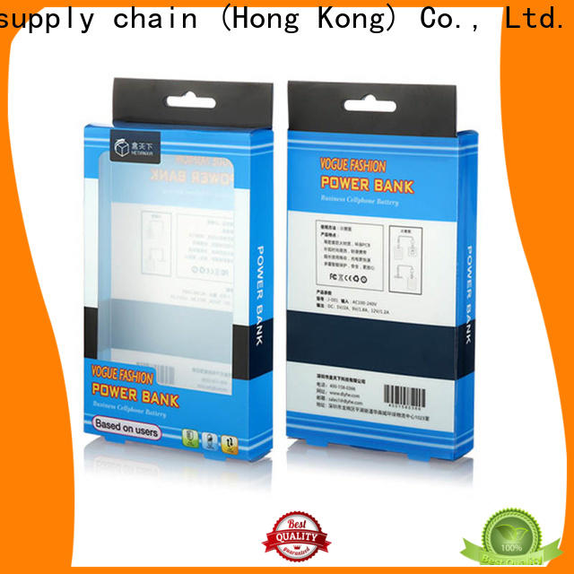 custommade laptop packaging box packaging factory for power bank