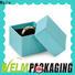 Welm closure jewelry box storage case popcorn for toy