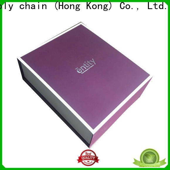 Welm high-quality jewelry box in store with magnetic ribbon for food