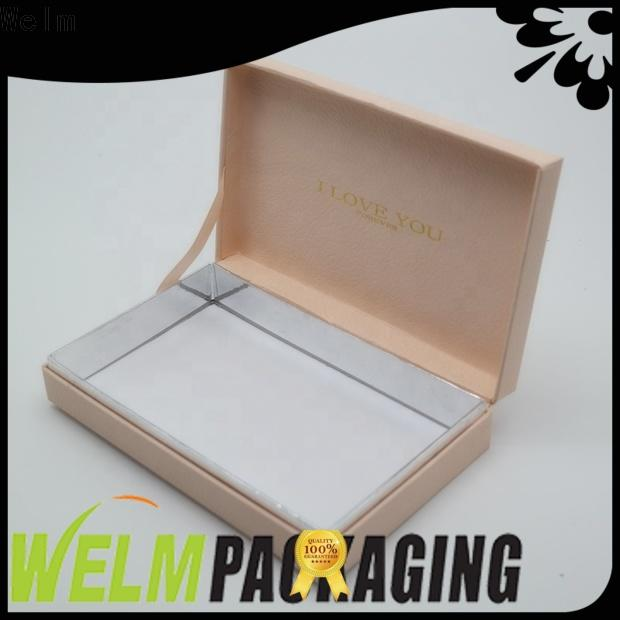 Welm round custom packaging with thank you stickers for dried fruit