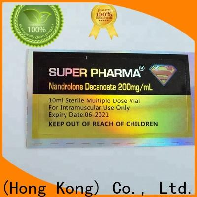 Welm brand cheap sticker labels manufacturers for bottle