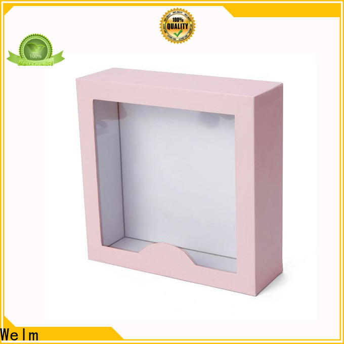 pink packaging box supplier packing manufacturer for sale