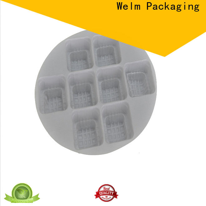 Welm double clamshell clear plastic packaging for business for mouse packaging