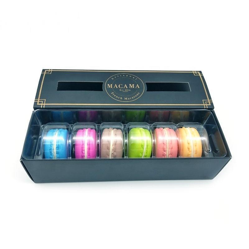 Custom Macaron Drawer Paper Gift Box