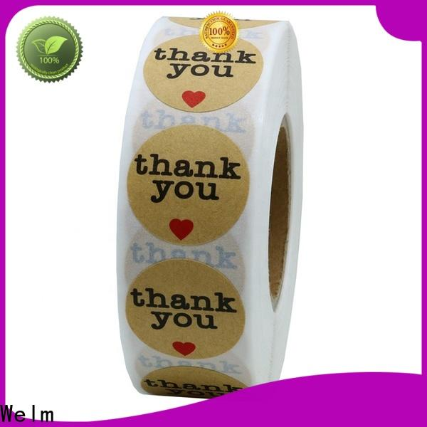 wholesale custom made tags stickers suppliers for gifts