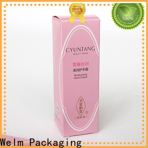 Welm top Drug packaging box online for sale