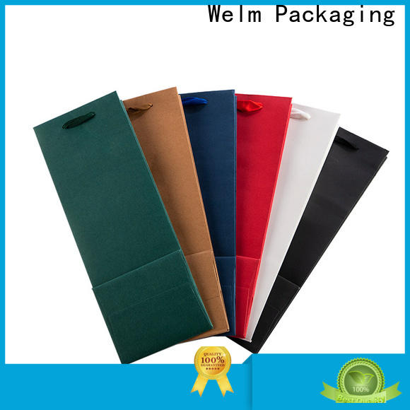 Welm ecofriendly brown bags in bulk company for sale