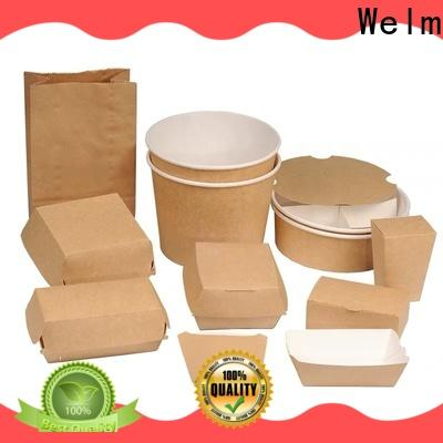 Welm colorful sandwich packaging ideas company for gift